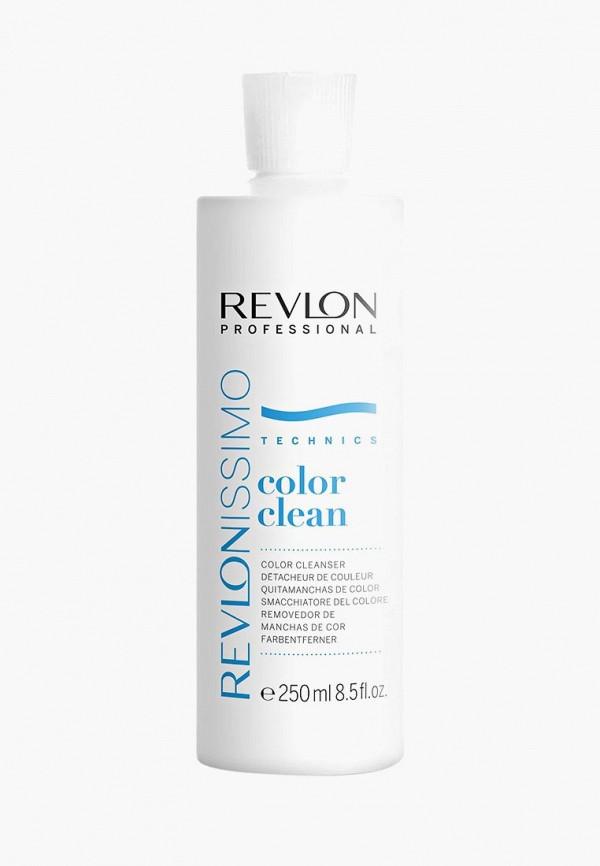 Купить Средство для удаления краски с кожи Revlon Professional, Color Clean, 250 мл, re044lmuku04, прозрачный, Осень-зима 2018/2019