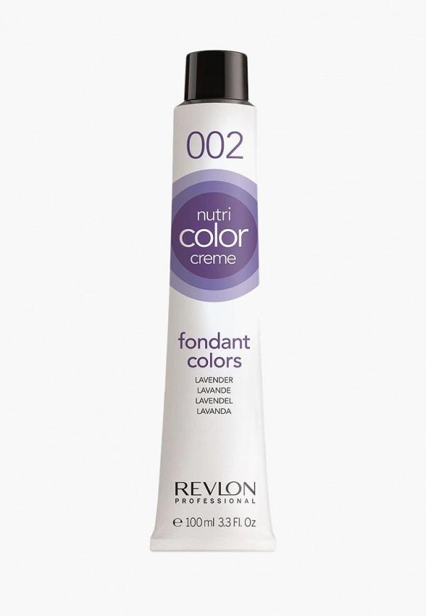 Купить Маска для волос Revlon Professional, NUTRI COLOR CREME для тонирования 002 лаванда 100 мл, re044lwcnkl9, фиолетовый, Осень-зима 2018/2019