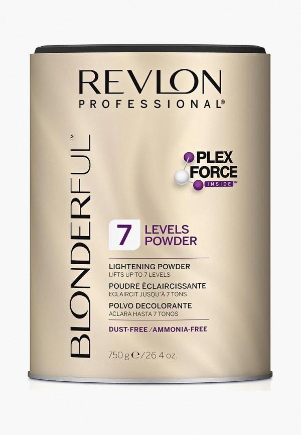 Купить Краска для волос Revlon Professional, BLONDERFUL для осветления 7 levels powder 750 г, RE044LWCNKN8, прозрачный, Осень-зима 2018/2019