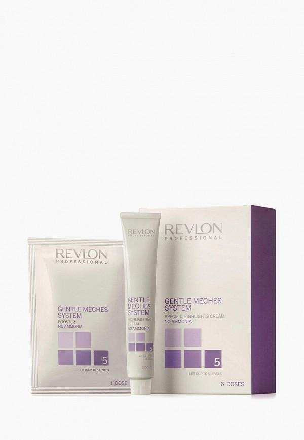 Купить Краска для волос Revlon Professional, gentle meches system 3*60 мл, RE044LWCNKT7, прозрачный, Осень-зима 2018/2019