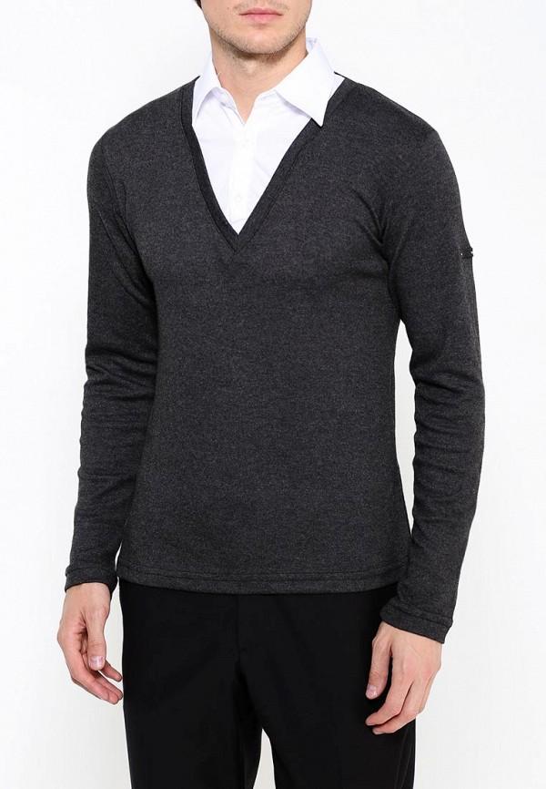 Купить Пуловер Rerock, re045emvjc64, серый, Осень-зима 2018/2019