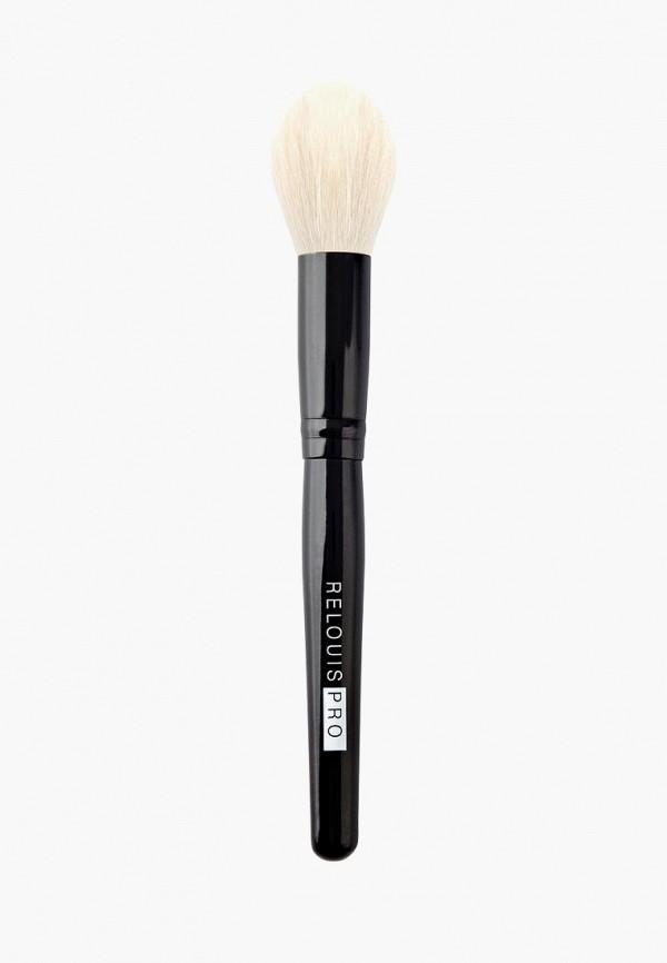 Купить Кисть для лица Relouis, большая мультифункциональная Multifunctional Brush L, re046lwdaxt6, прозрачный, Весна-лето 2019