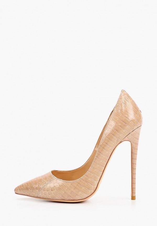 женские туфли rene santi, бежевые
