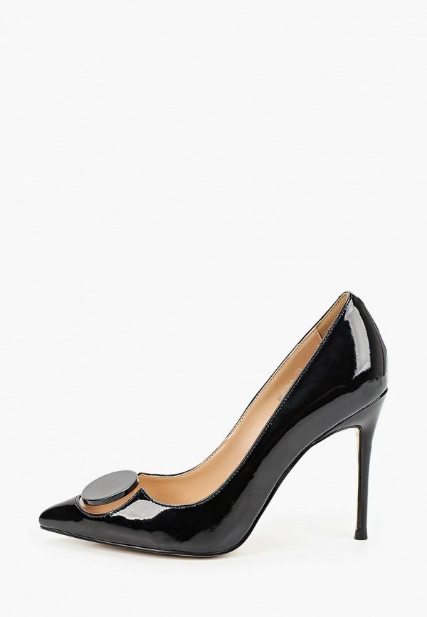 женские туфли rene santi, черные
