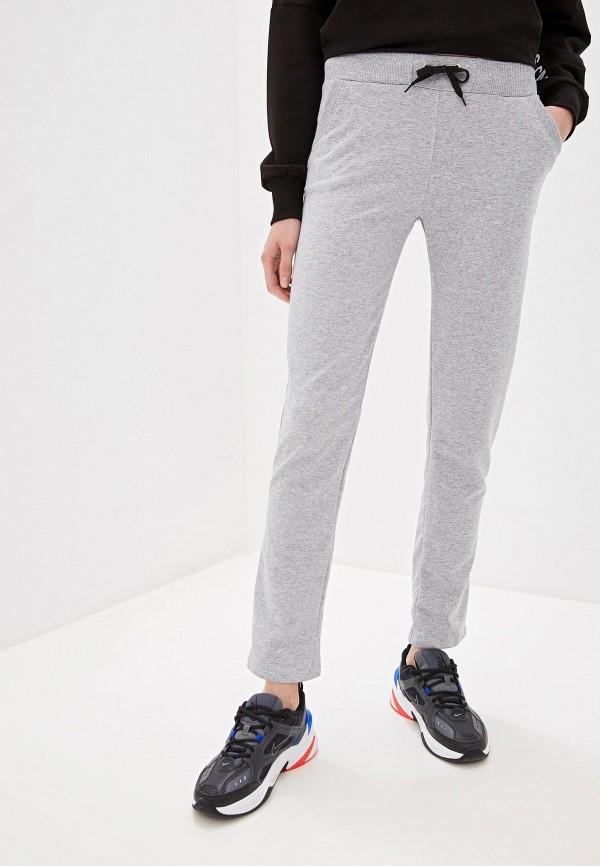 женские спортивные брюки rene santi, серые