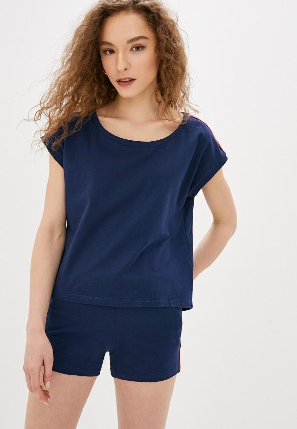 женский спортивный костюм rene santi, синий