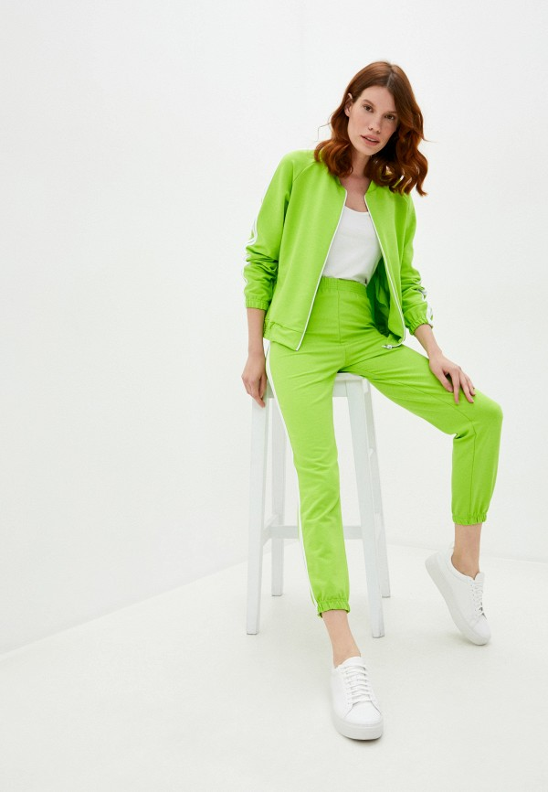 женский спортивный костюм rene santi, зеленый