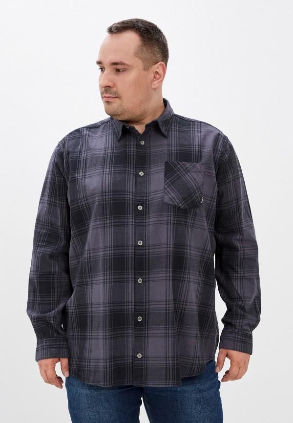 мужская рубашка replika jeans, серая
