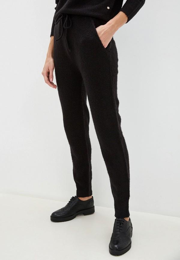 женские брюки reduction, черные