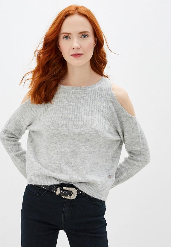 женский джемпер reduction, серый