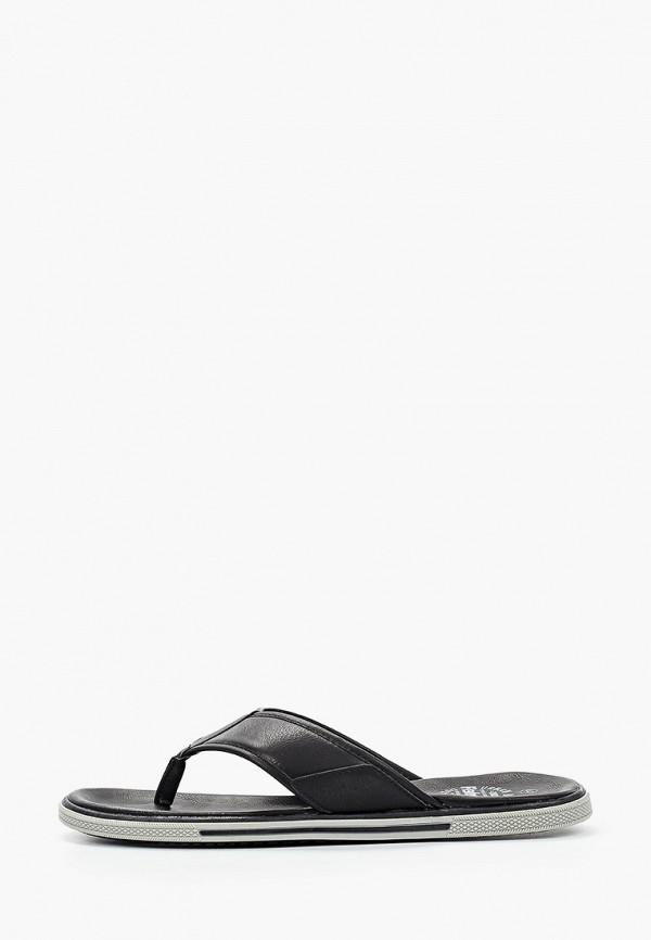 мужские сандалии refresh, черные