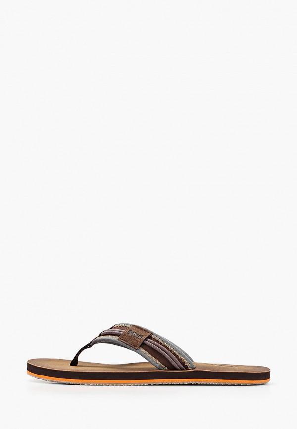 мужские сандалии refresh, коричневые