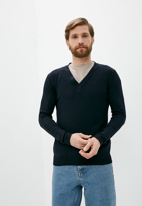 мужской пуловер rekuait, синий
