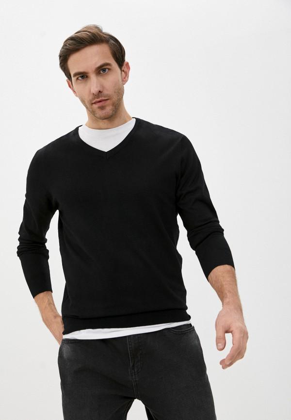 мужской пуловер rekuait, черный
