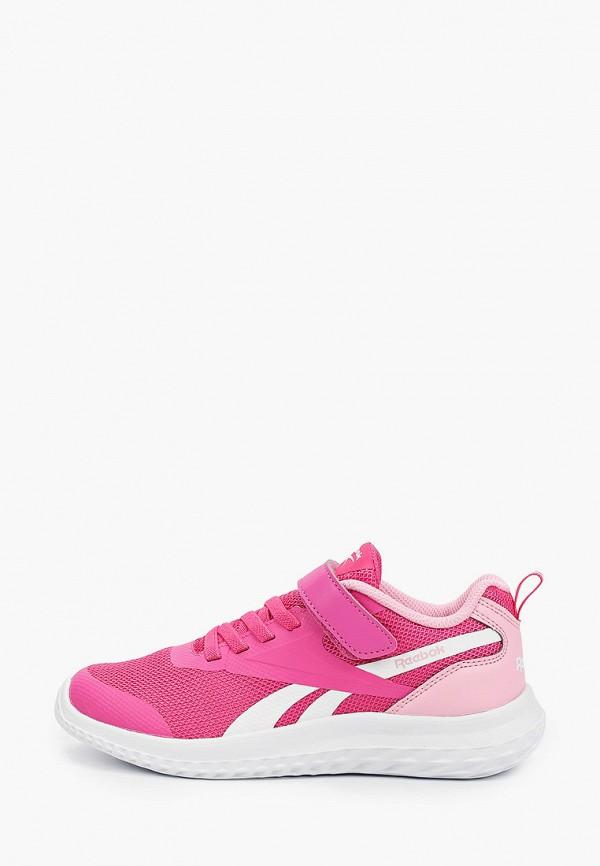 кроссовки reebok малыши, розовые