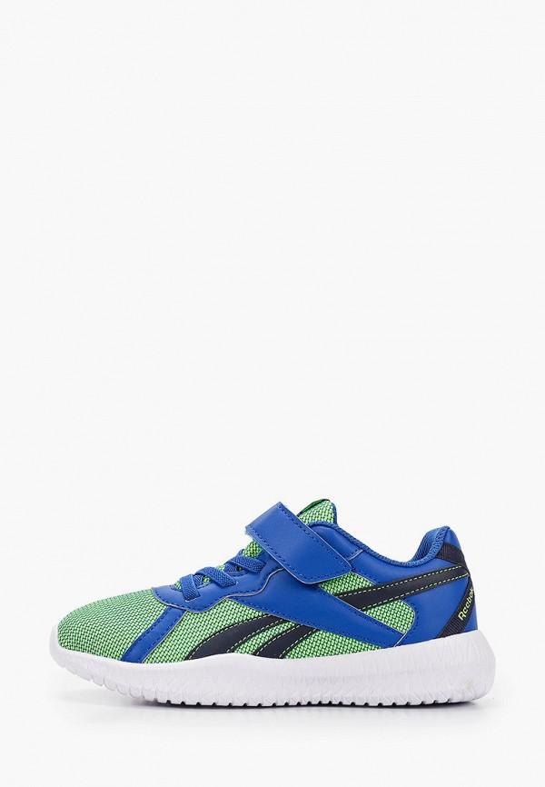 кроссовки reebok малыши, зеленые