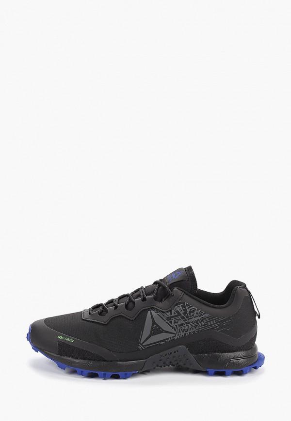 Купить мужские кроссовки Reebok черного цвета