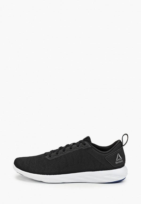 Фото - мужские кроссовки Reebok черного цвета