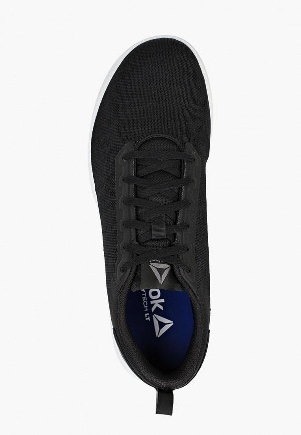 Фото 4 - мужские кроссовки Reebok черного цвета