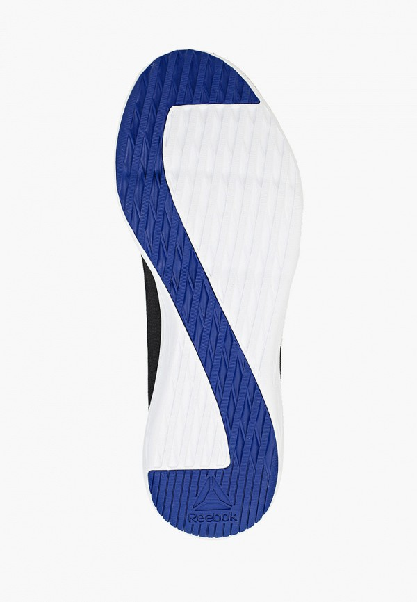 Фото 5 - мужские кроссовки Reebok черного цвета