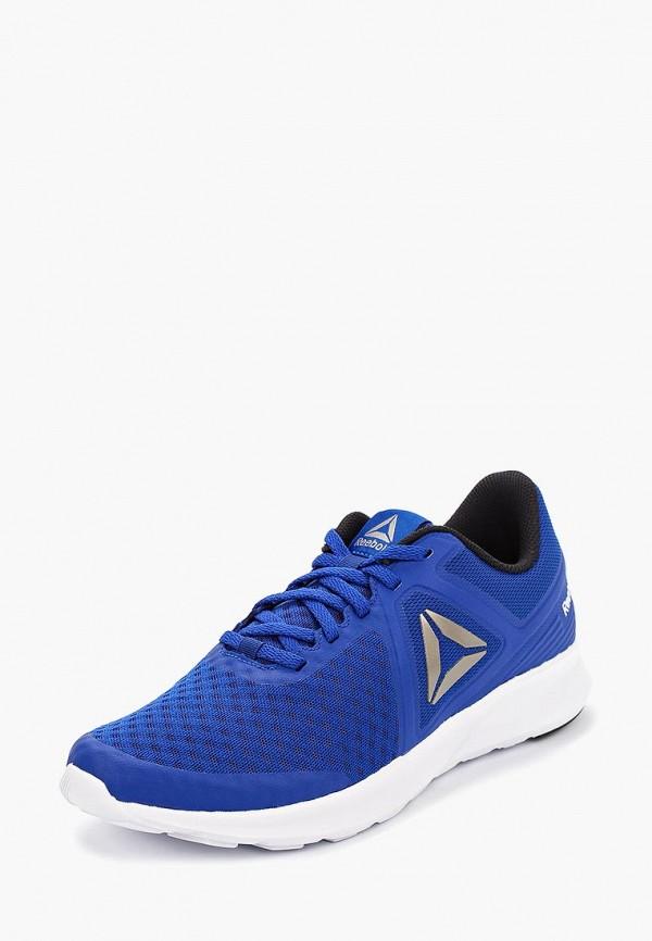 Фото 2 - мужские кроссовки Reebok синего цвета