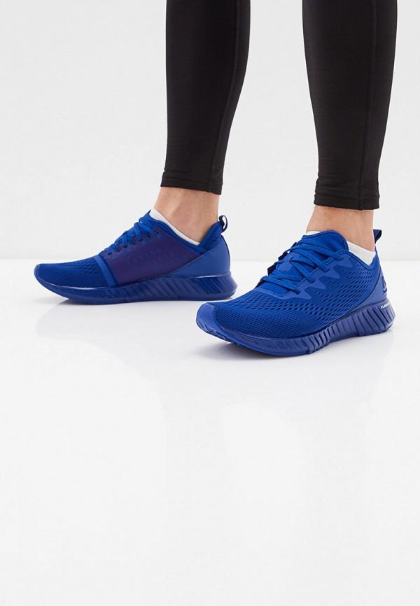 Фото 6 - мужские кроссовки Reebok синего цвета