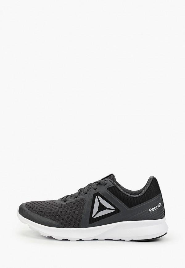 Фото - мужские кроссовки Reebok серого цвета