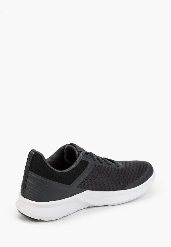 Фото 3 - мужские кроссовки Reebok серого цвета