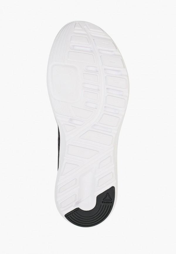 Фото 5 - мужские кроссовки Reebok серого цвета