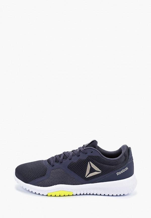 Купить мужские кроссовки Reebok синего цвета