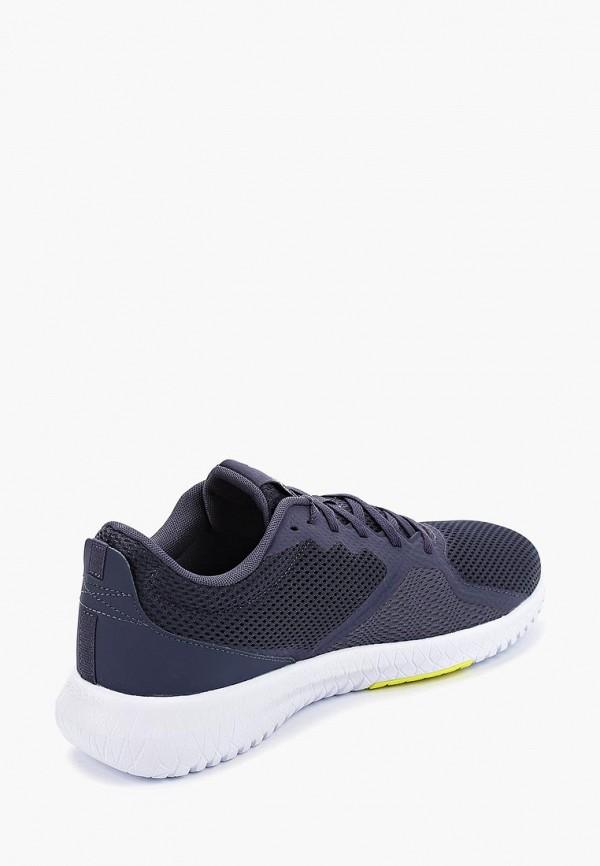 Фото 3 - мужские кроссовки Reebok синего цвета