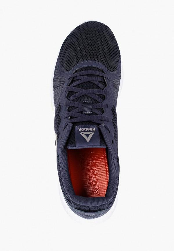 Фото 4 - мужские кроссовки Reebok синего цвета