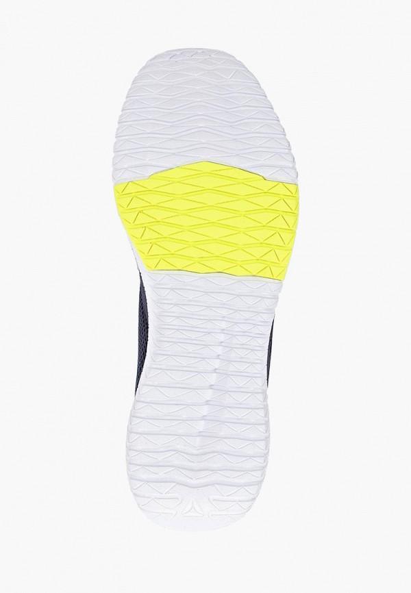 Фото 5 - мужские кроссовки Reebok синего цвета