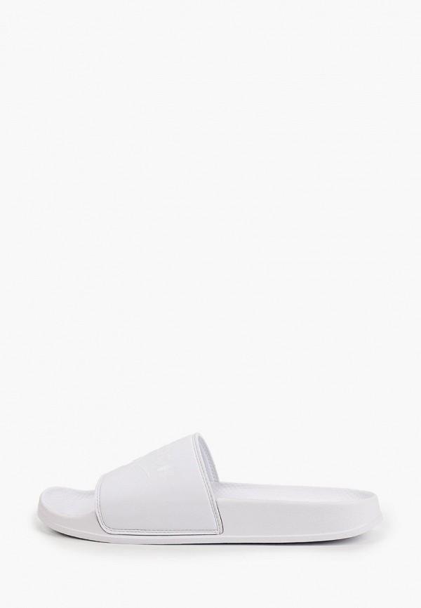 Сланцы Reebok белого цвета