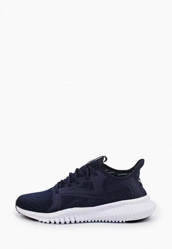 мужские низкие кроссовки reebok, синие