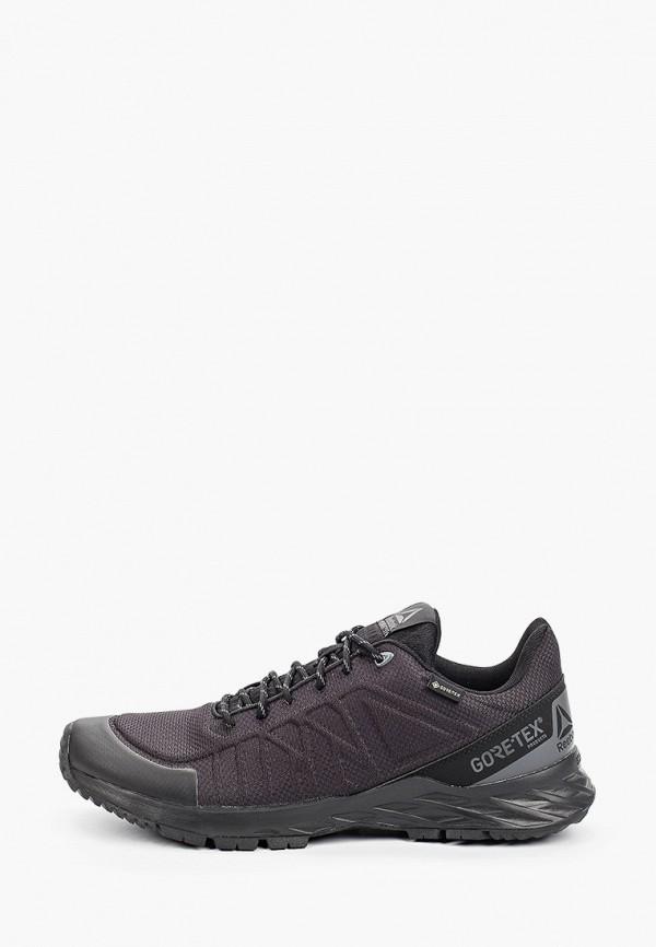 мужские низкие кроссовки reebok, черные