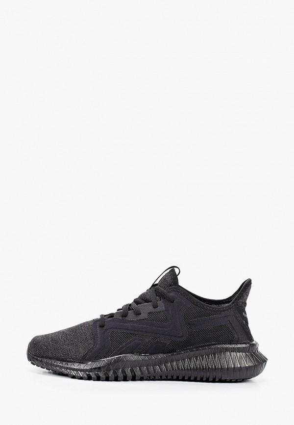мужские кроссовки reebok, черные
