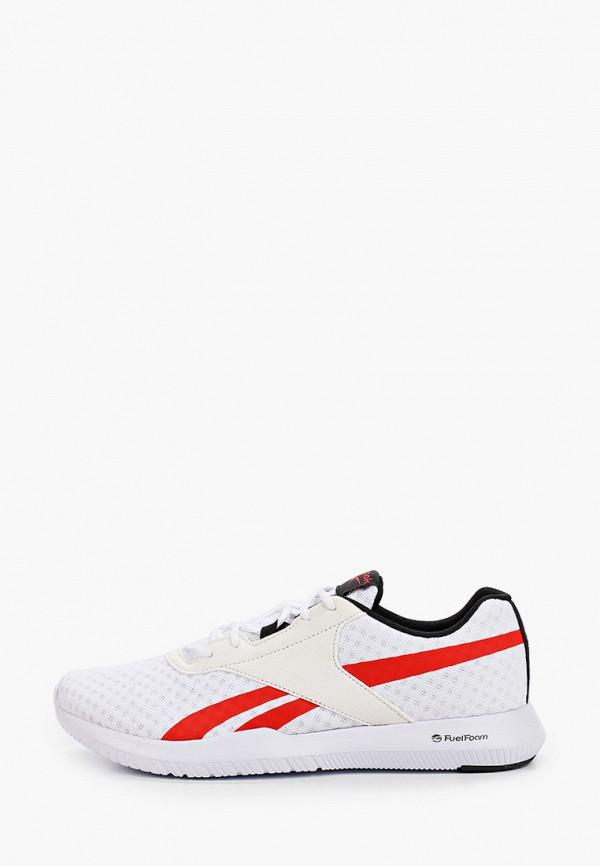 мужские кроссовки reebok, белые