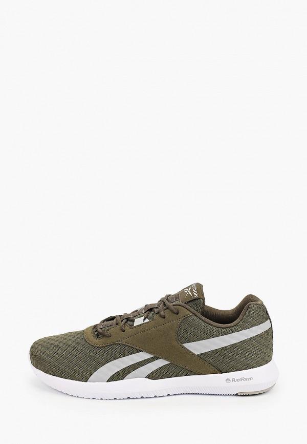 мужские кроссовки reebok, хаки