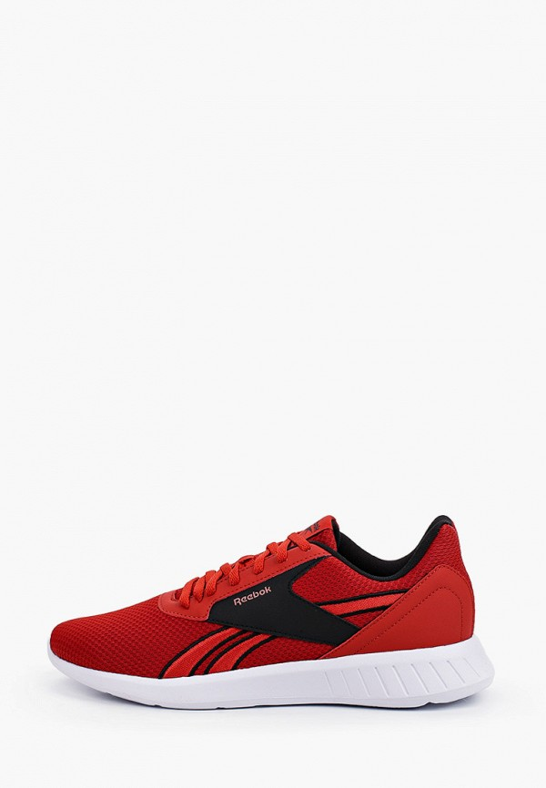 мужские кроссовки reebok, красные