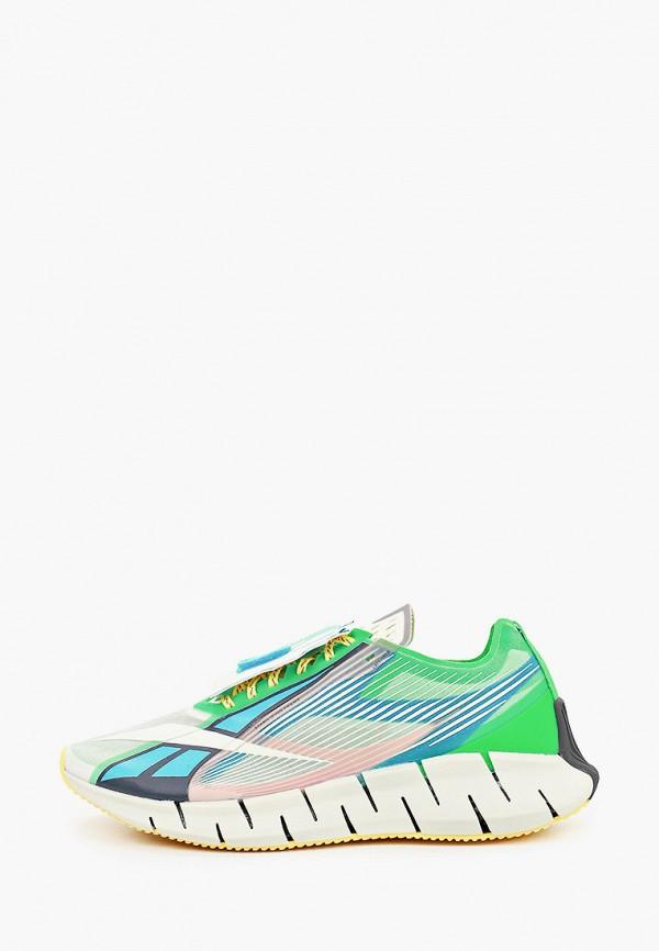 мужские кроссовки reebok, разноцветные