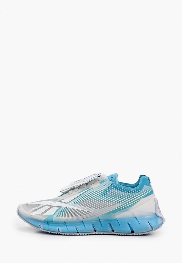 мужские кроссовки reebok, голубые