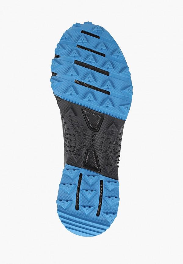 Фото 5 - женские кроссовки Reebok серого цвета