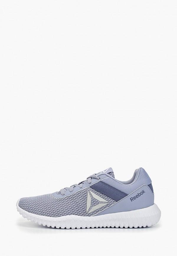 женские кроссовки reebok, голубые