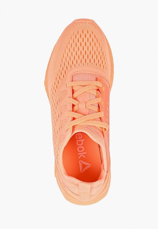 Фото 4 - Женские кроссовки Reebok розового цвета
