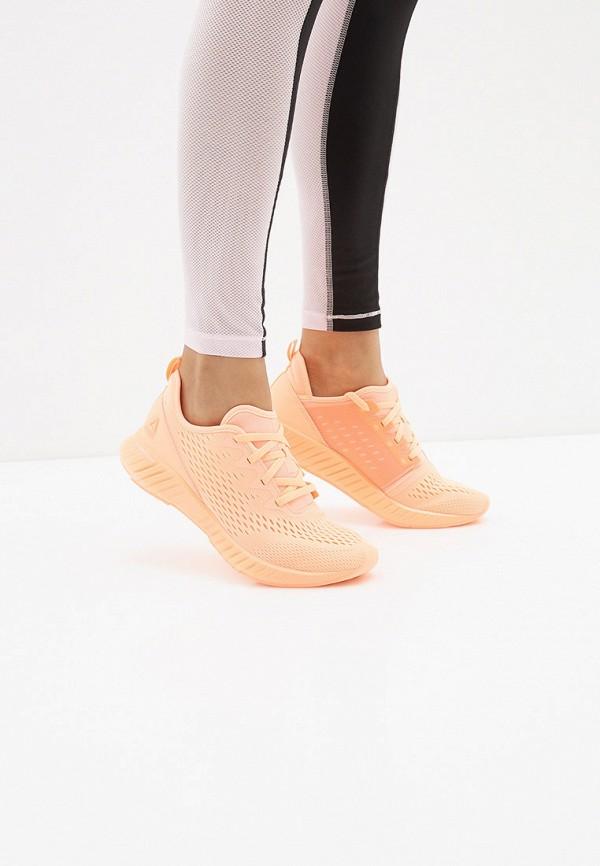 Фото 6 - Женские кроссовки Reebok розового цвета