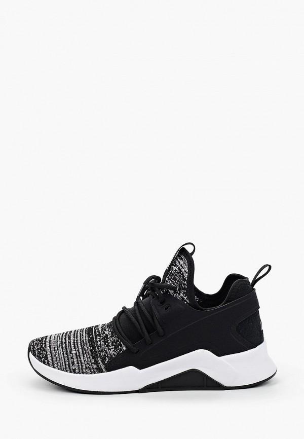 женские кроссовки reebok, черные