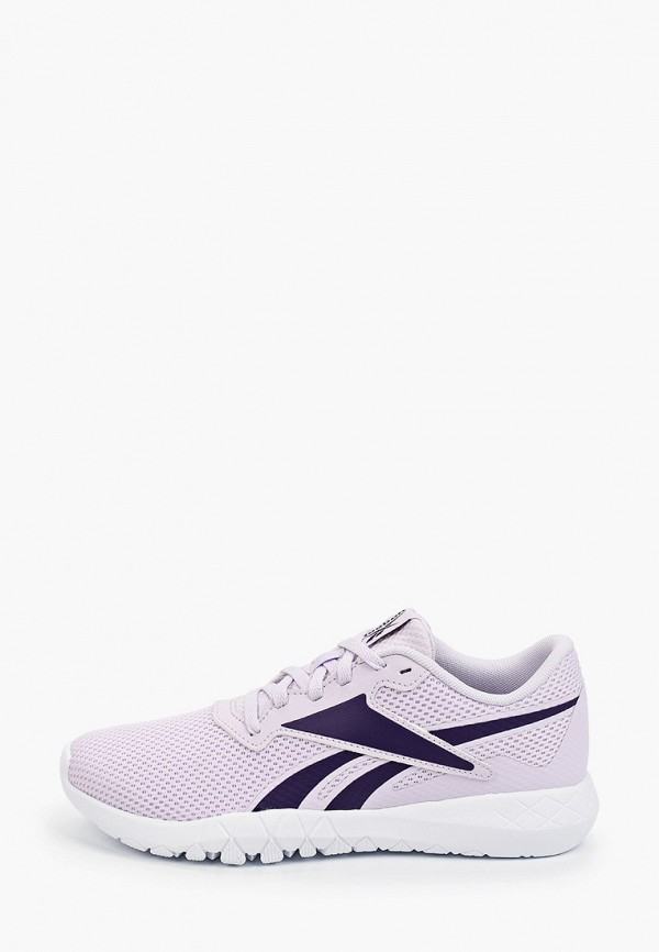 женские кроссовки reebok, фиолетовые