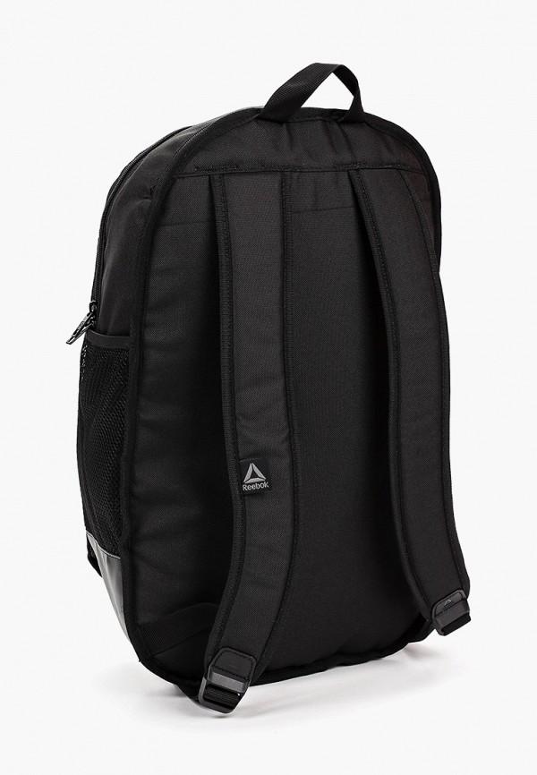 Фото 2 - Мужской рюкзак Reebok черного цвета