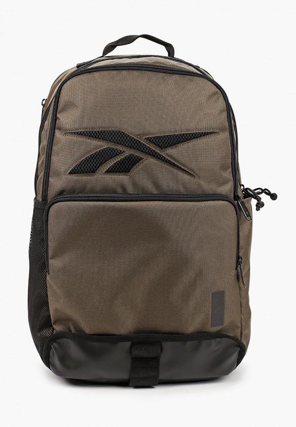 женский рюкзак reebok, хаки